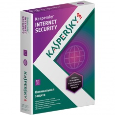ЭПО Антивирус Kaspersky Internet Security 2012 (5 ПК, 1год)