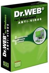 ЭПО Антивирус Dr.Web Security Space 1ПК 1год