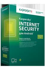 ЭПО Антивирус Kaspersky Internet Security для Android 2016 (1PE/1P)