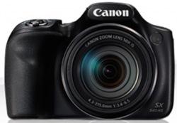 Фотокамера CANON PowerShot SX540 HS Black + карта SD 64GB