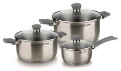 Набор посуды Rondell Strike 6 предметов RDS-820