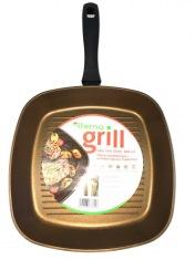 Сковорода-гриль ITERNA GP281 28*28