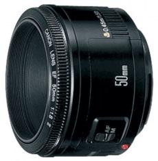 Объектив стандартный Canon EF 50mm f/1.8 II
