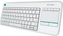 Клавиатура LOGITECH K400 Plus White