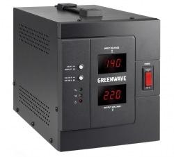 Стабилизатор Greenwave Aegis 3000 Digital, черный