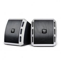 Колонки 2.0 REAL-EL S-70, USB, черные