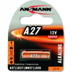 Бат Ansmann A27 (1516-0001)