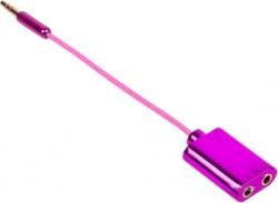 Кабель Viewcon VA 117r audio pink