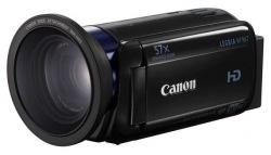 Цифровая видеокамера Canon HDV Flash HF R67 Black (0279C016)