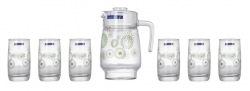 Питьевой набор LUMINARC GREEN FLAKES L6131