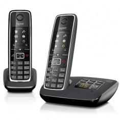Радиотелефон Gigaset C530 DUO (L36852H2512S301)