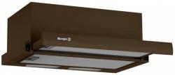 Вытяжка BORGIO SLIM(2M) 60 brown