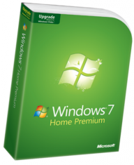 ОС Windows 7 Home Premium 32-bit OEM