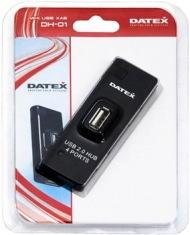 USB хаб Datex DH-1 4 USB