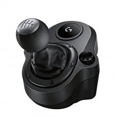 Руль Logitech Driving Force Shifter USB (941-000130)