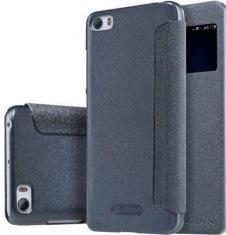 Чехол NILLKIN Xiaomi Mi 5 - Spark series (Черный)