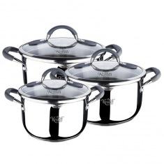 Набор посуды KRAUFF 26-202-012 6  предм.