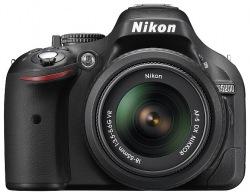 Цифровой фотоаппарат Nikon D5200 Kit 18-55 VR II