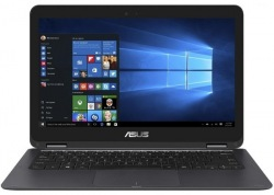 Ноутбук ASUS UX360CA-DQ070R Grey (90NB0BA2-M02580)