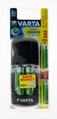Зарядное устройство VARTA Pocket Charger + 4AA 2100 mAh