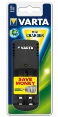 Зарядное устройство VARTA Mini Charger empty