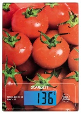 Весы кухонные SCARLETT SC KS 57P10