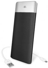 Универсальная мобильная батарея Power Bank 6000mAh black