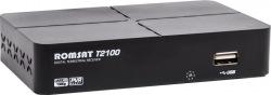 Тюнер цифровой эфирный ROMSAT T2100