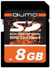 Карта памяти Qumo SDHC 8GB