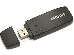 USB Wi-Fi адаптер PHILIPS PTA128/00