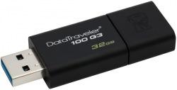 Накопитель Kingston 32 GB DataTraveler 100 G3 DT100G3/32GB