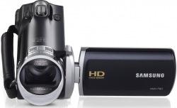 Цифровая видеокамера Samsung HMX-F90BP Black