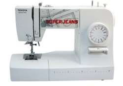 Швейная машина TOYOTA Super Jeans 15WE
