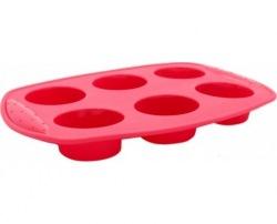 Форма силиконовая для выпечки кексов KRAUFF 26-184-027