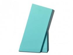 Подставка для ножей Hilton 1224 CP голубая