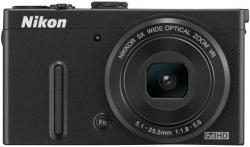 Цифровой фотоаппарат Nikon P330 Black