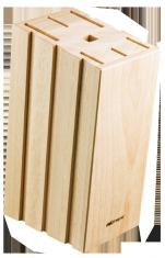 Подставка для ножей Delimano Sempre бук