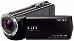 Цифровая видеокамера Sony HDR-CX320E Black