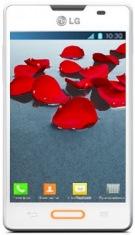 Смартфон LG E440 (L4) White