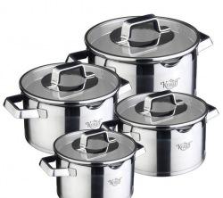 Набор посуды KRAUFF 26-202-011 8  предм.