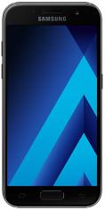 Смартфон SAMSUNG SM-A320F Galaxy A3 DS Black