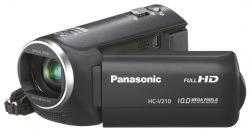 Цифровая видеокамера Panasonic HC-V210 Grey (HC-V210EE-H)