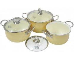 Набор посуды KRAUFF 26-224-024 Vanille