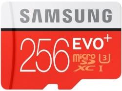 Карта памяти SAMSUNG microSDXC 256 GB UHS-I+ad