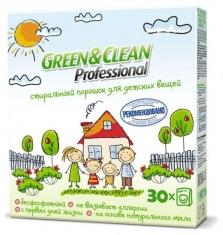 """Стиральный порошок """"Green&Clean"""" детский 3кг (GCL01598)"""