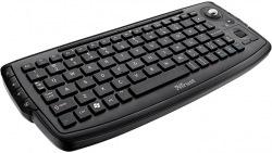 Клавиатура TRUST Compact Wireless Entertainment Keyboard