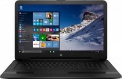 Ноутбук HP 17-x004ur Black (W7Y93EA)