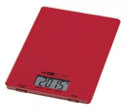 Весы кухонные CLATRONIC KW 3626 brombeer