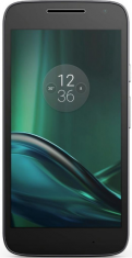 Смартфон MOTOROLA Moto G4 Play (XT1602) Black