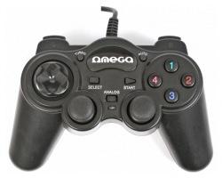 Джостик OMEGA Interceptor PC USB (OGP85)